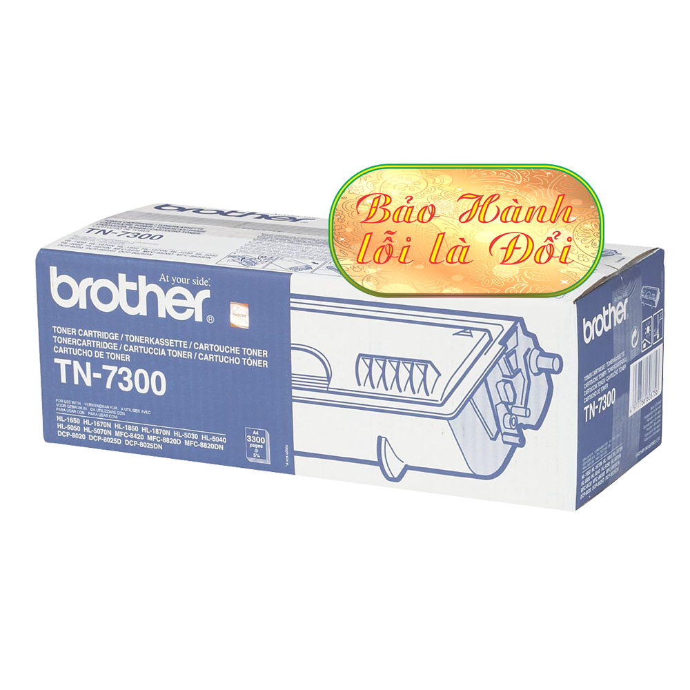 brother tn 7300 doi