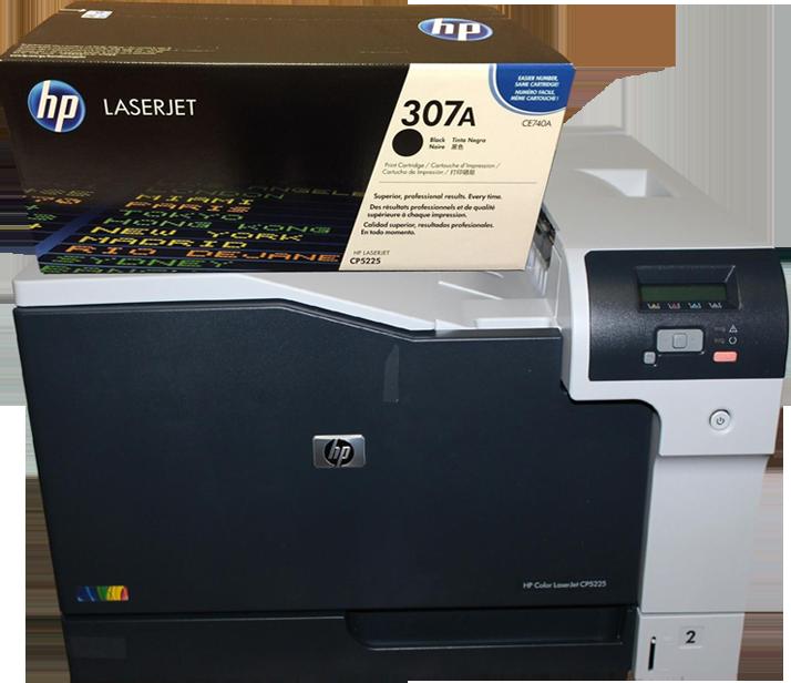 HP CP5525 DEN